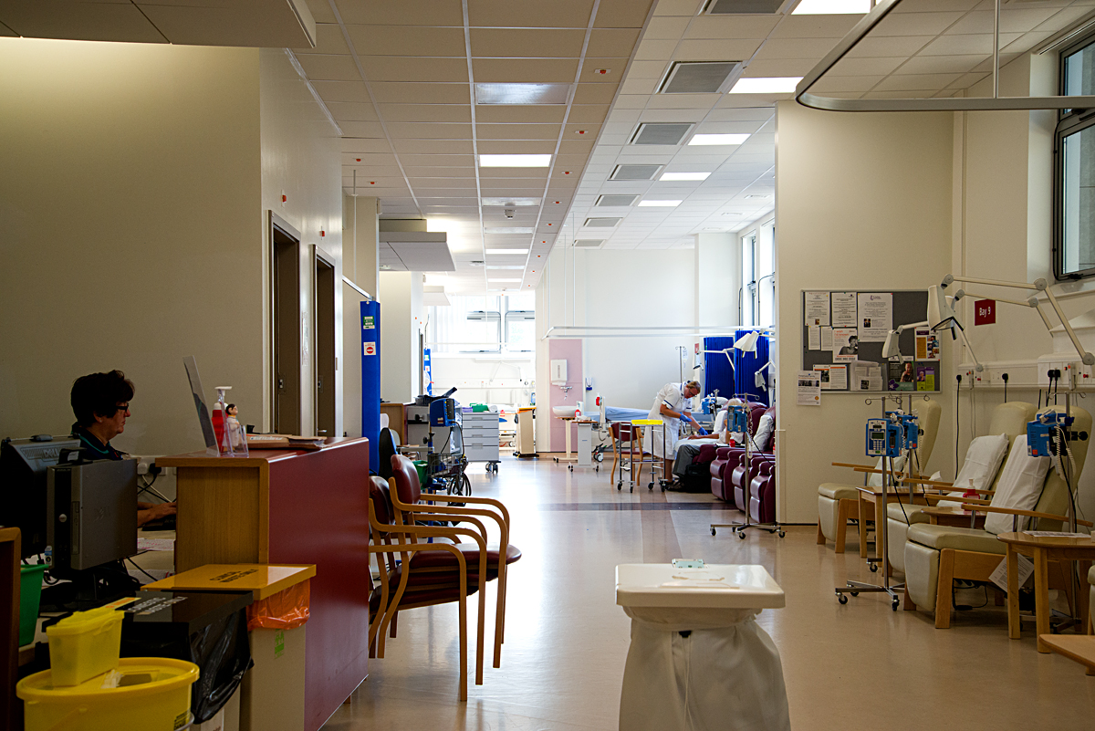 chemotherapy day unit